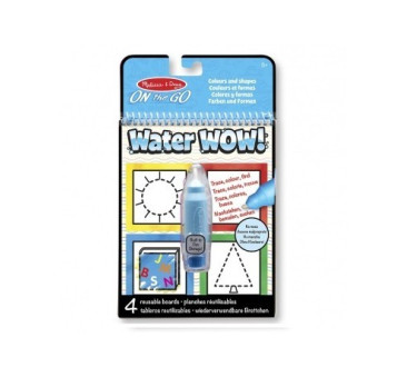 Kolory i Kształty - Malowanie Wodą - Water Wow!- Znikające Kolory - Kolorowanka Wodna - Melissa & Doug