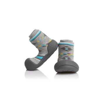 Nordic Gray - rozmiar XL/22,5 - Attipas - buty/skarpetki/papcie