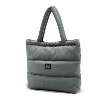 Torba na zakupy - Shopper Bag - Aspen Winterproof - Khaki - La Millou Velvet Collection