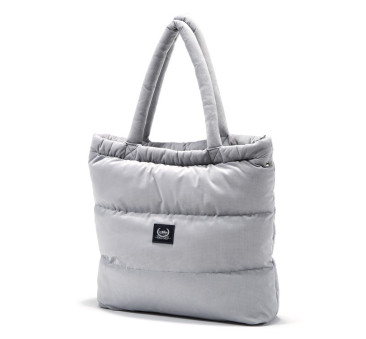 Torba na zakupy - Shopper Bag - Aspen Winterproof - Dark Grey - La Millou Velvet Collection