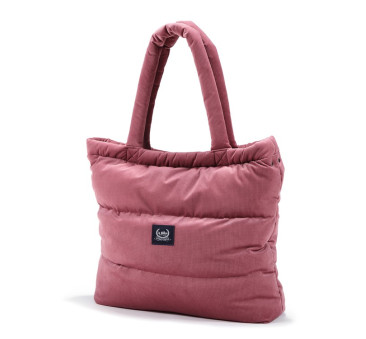 Torba na zakupy - Shopper Bag - Aspen Winterproof - Mulberry - La Millou Velvet Collection