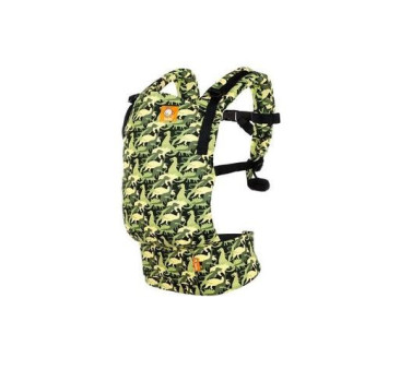 Baby Tula - Camosaur - nosidełko ergonomiczne standard
