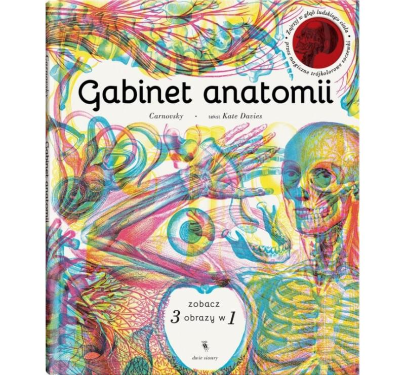 GABINET ANATOMII - WYDAWNICTWO DWIE SIOSTRY