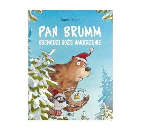 Pan Brumm obchodzi Boże Narodzenie - Wydawnictwo Bona