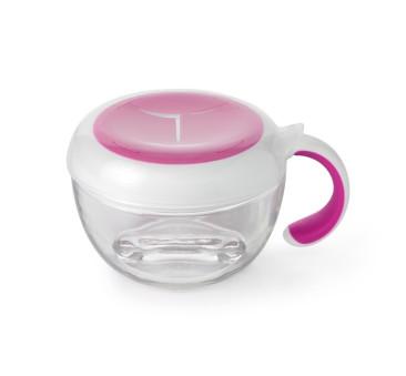 Pojemnik na Przekąski z Uchwytem Pink- Oxo