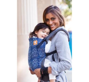 BABY TULA - nosidełko standardowe - wzór Ripple