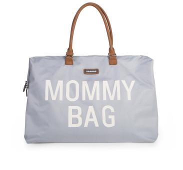 Torba podróżna Mommy Bag - szara - Childhome