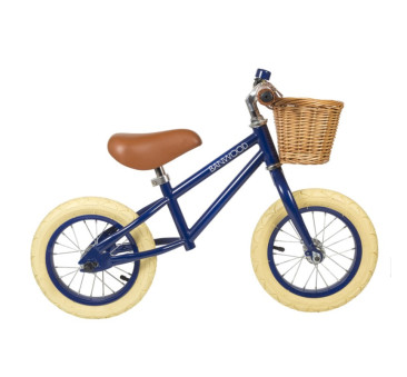 Rowerek biegowy - Navy/Niebieski - First Go - Banwood
