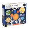 Puzzle Podłogowe - Kosmos - Petit Collage