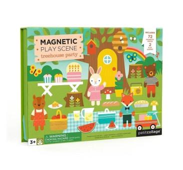Magnetyczna układanka - Drzewo - Petit Collage