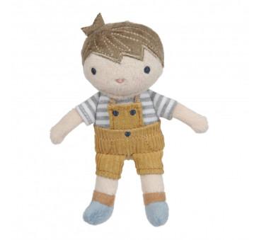 Lalka - Jim 10 cm - Little Dutch