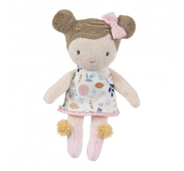 Lalka - Rosa 10 cm - Little Dutch