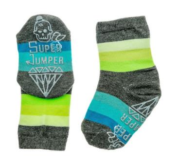 Skarpetki z ABS - Degrade - rozmiar 18-20 - Super Jumper