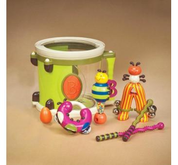 Bębenek z Instrumentami - ParumPumPum - BTOYS