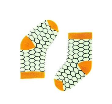 Skarpetki z ABS - Honey - rozmiar 18-20 - Super Jumper