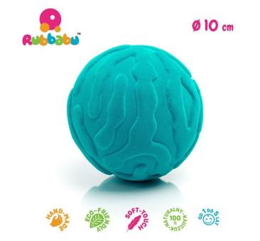 Sensoryczna piłka meduza - turkusowa - Rubbabu