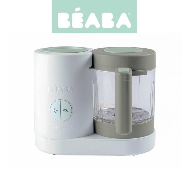 Babycook Neo - Grey/white - Beaba