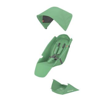 Greentom Upp Classic - tapicerka - miętowa / mint - materiał miętowy
