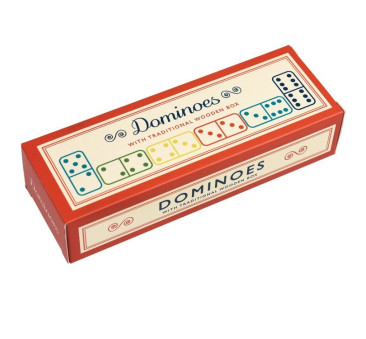 Gra Domino - Vintage - Rex London Trade