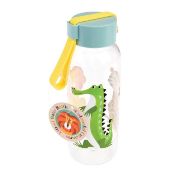 Mała Butelka na Wodę - Kolorowe Zwierzaki - Rex London Trade