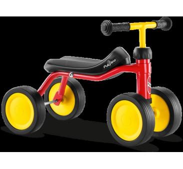 Jeździk Dla Dzieci Red/Czerwony - PukyLino
