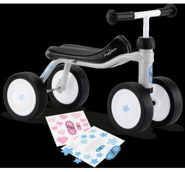 Jeździk Dla Dzieci Light Grey - Jasnoszary - PukyLino