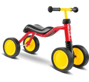 Jeździk Dla Dzieci WUTSCH - Red/Czerwony - PUKY