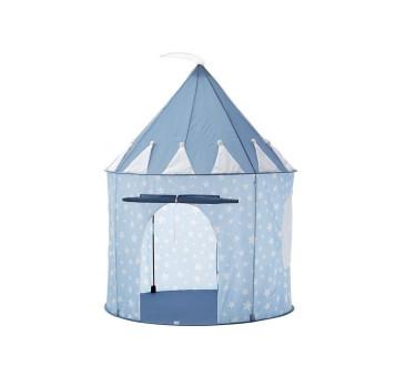 Kids Concept - Namiot Niebieski - Błękitny w Gwiazdki - Blue