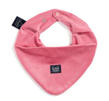 Mięciutka Apaszka - Florida Pink - La Millou - Velvet Collection