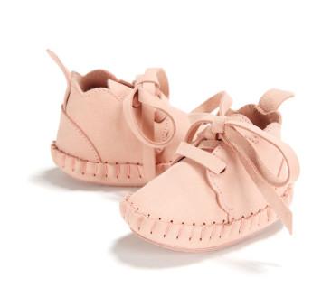 Buciki - Cloudy Moonie's - Candy Pink/Różowe - rozm. S - La Millou