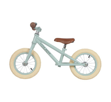 Rowerek biegowy - Miętowy - Little Dutch
