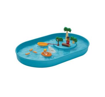 Park Wodny - Wyspa na Wodzie - zabawa wodą - Plan Toys