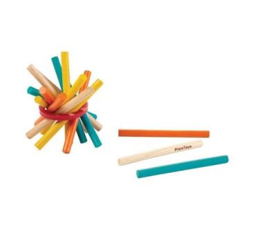 Wyciągnij pałeczkę - gra zręcznościowa - Plan Toys