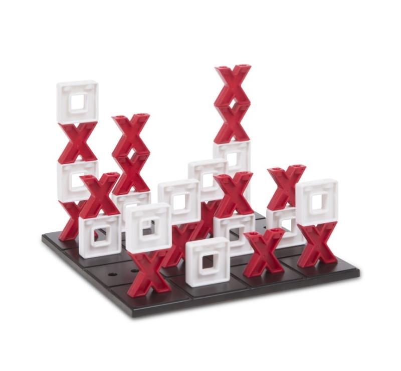 Kółko i Krzyżyk 3D - gra trójwymiarowa - Melissa & Doug