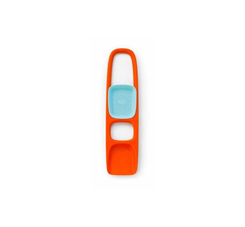 Scoppi Mighty Orange - Łopatka z Sitkiem do piasku i śniegu - Quut