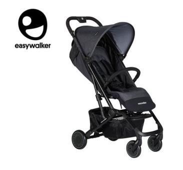 Melange Grey Easywalker Buggy XS - Wózek spacerowy z osłonką przeciwdeszczową - Easywalker - Spacerówka 2019