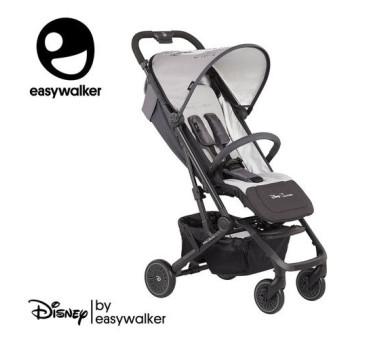 Mickey Shield DISNEY By Easywalker Buggy XS - Wózek spacerowy z osłonką przeciwdeszczową - Easywalker - Spacerówka 2019