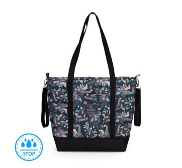 Shopper Bag - Secret Garden - Makaszka
