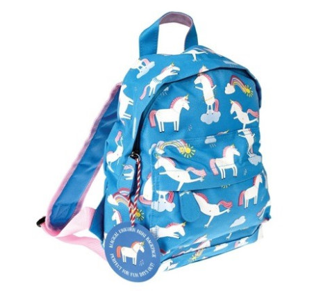 Magiczny Jednorożec - mini plecak - Rex London Trade
