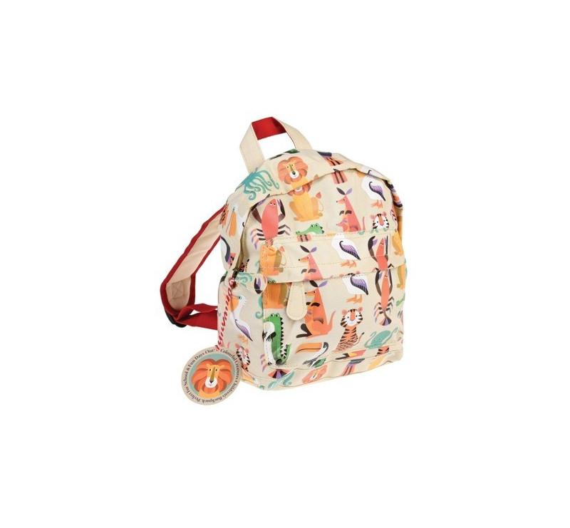 Zwierzątka - mini plecak - Rex London Trade