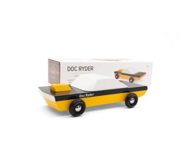 Drewniany Samochód - Doc Ryder - Speed Racer - CandyLab