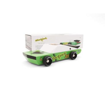 Drewniany Samochód - Blackjack - Speed Racer - CandyLab