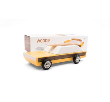 Drewniany Samochód - Woodie - Americana - CandyLab