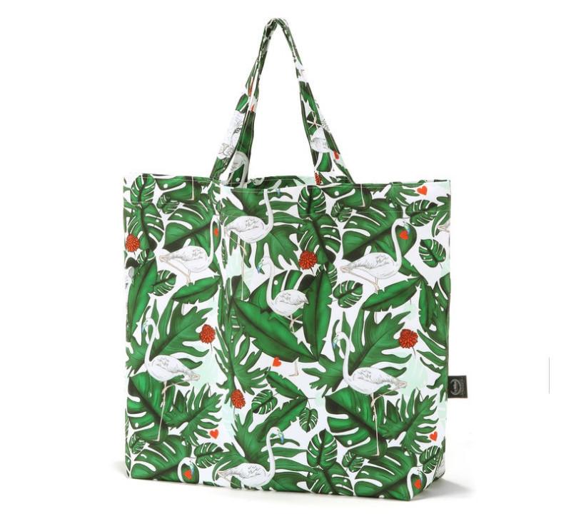 Shopper Bag Evergreen Tiger Torba na zakupy La Millou