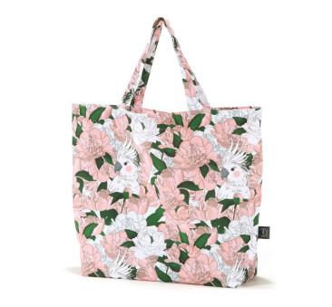 Shopper Bag - Lady Peony by Młgorzta Rozenek - Majdan - Torba na zakupy - La Millou