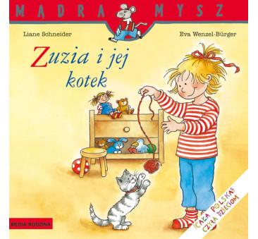 ZUZIA I JEJ KOTEK - Media Rodzina