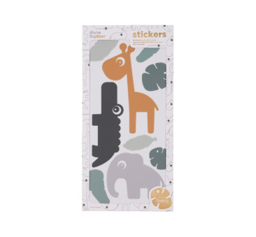 Naklejki Ścienne- Tiny Tropics - Done By Deer