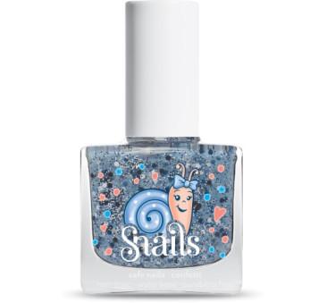 Lakier do paznokci dla dzieci - Brokat - Confetti - Snails