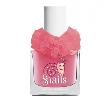 Lakier do paznokci dla dzieci - Jasnoróżowy - Ballerine - Snails