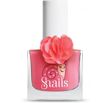 Lakier do paznokci dla dzieci - Różowy- Fleur Rose - Snails